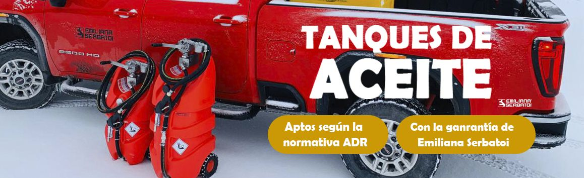 TANQUES ACEITE ADR